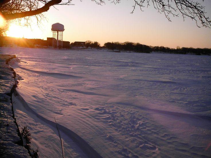 Albert Lea, MN : Fountain Lake