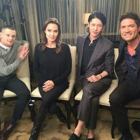 Unbroken Angelina Jolie Actors Ore No Kanojo To Osananajimi