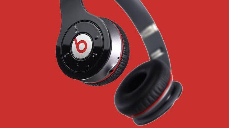Fone de ouvido wireless da Beats