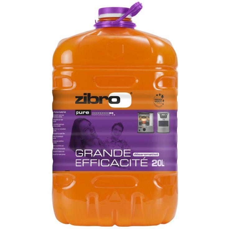 combustible pour poêle à pétrole  pure - ZIBRO