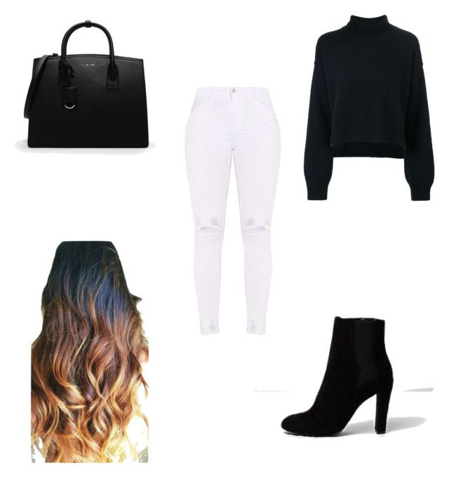 """""""Untitled #17"""" by alexandra-kermanidis on Polyvore featuring Rejina Pyo and CHARLES & KEITH"""