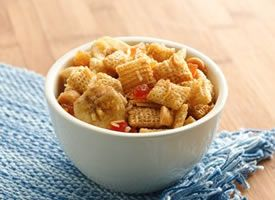 Tropical Island Chex® Mix from Chex.com - Home of General Mills' Chex Cereals and the Original Chex Party Mix