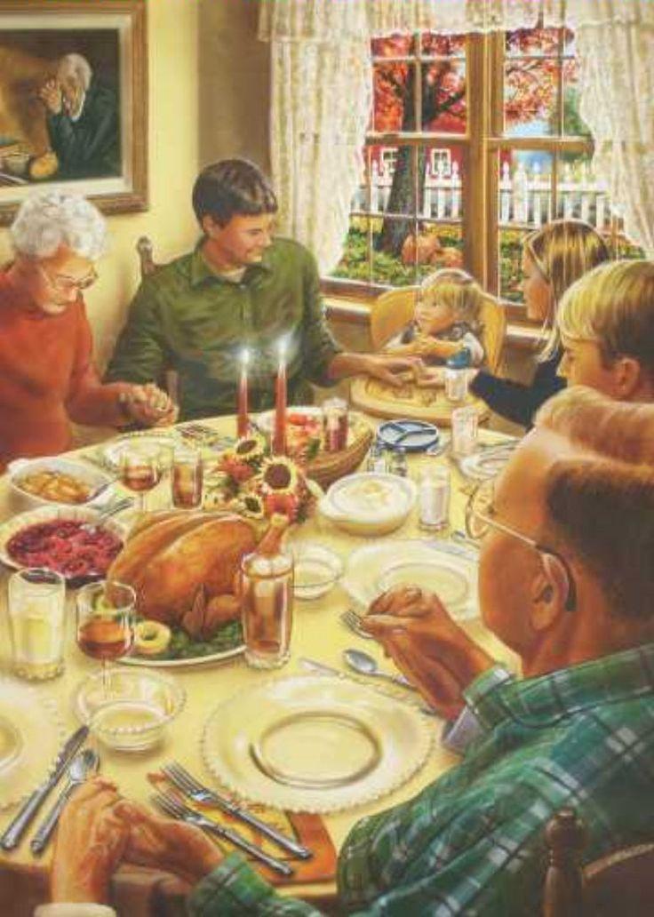 Thanksgiving Doug Knutson
