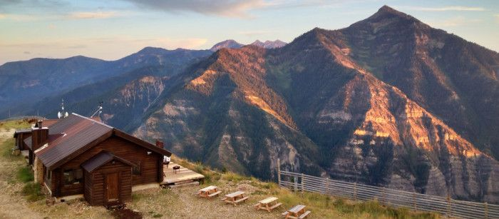 Utah restaurants with great views