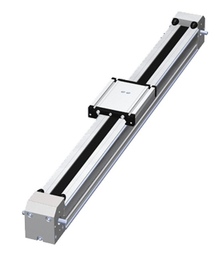 Linear stage LEZ 3 for industry & engineering (with linear slide)