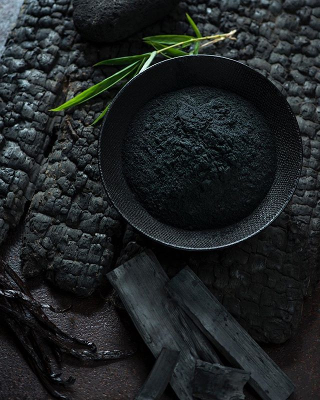 """Morning, Indonesia! Can you guess our best-selling Gelato Secrets flavour? Also known as """"black diamond of Japan"""", this unique ingredient has been used for thousands of years in Asia for its purifying, healing and longevity properties. Hint: observe the photo carefully. #gelatosecrets #black #exotic #secret #japanese #chinese #takesumi #detox #purify #cleanse #healing #eatclean #gelato #organic #vanilla #indonesian #madeinbali #bali #ubud #balifoodies #jktfoodies #antibacterial #antifungal…"""