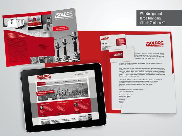 full branding, brochure, webdesign, flyer, logo, business card