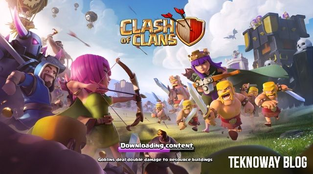Kabar Gembira: Ada Channel Video Youtube untuk Clash of Clans COC Indonesia