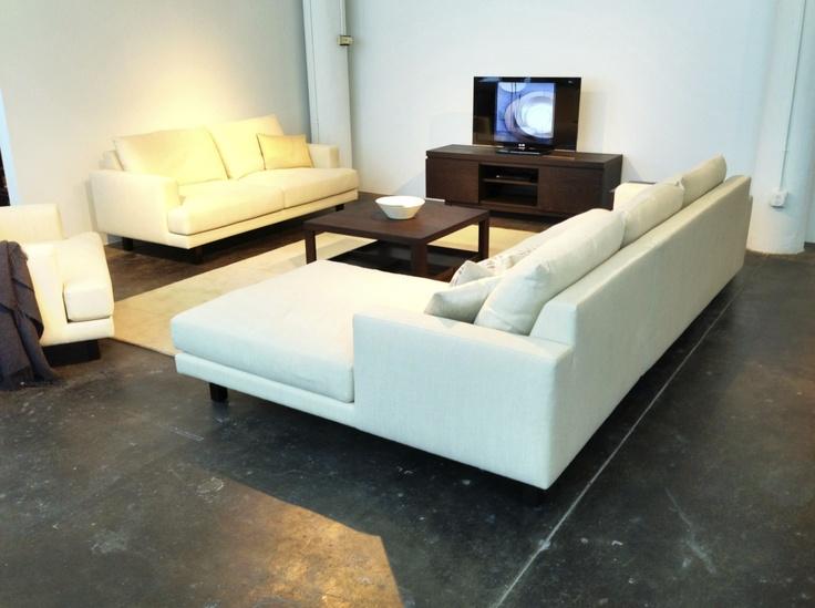 calvin klein sofa set what i love pinterest calvin klein sofa set and sofas. Black Bedroom Furniture Sets. Home Design Ideas