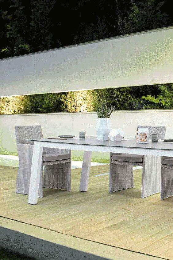 gartenm bel design tisch. Black Bedroom Furniture Sets. Home Design Ideas