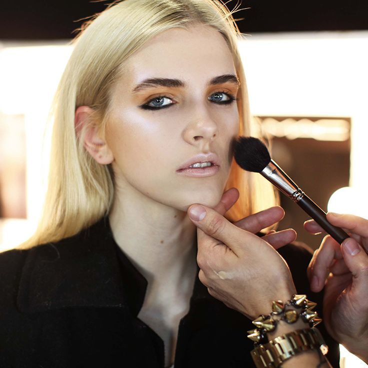 Backstage at COOP by Trelise Cooper, M∙A∙C New Zealand Fashion Week 2013