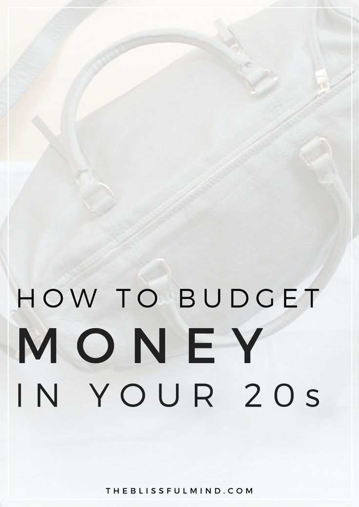 How To Budget Money in Your Twenties + Free Budgeting Spreadsheet