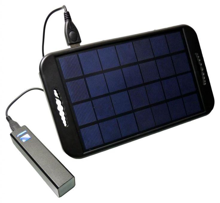 Camel to solarna ładowarka 2W do urządzeń mobilnych. / Camel is 2W solar charger for mobile devices. PLN99.99 / $30