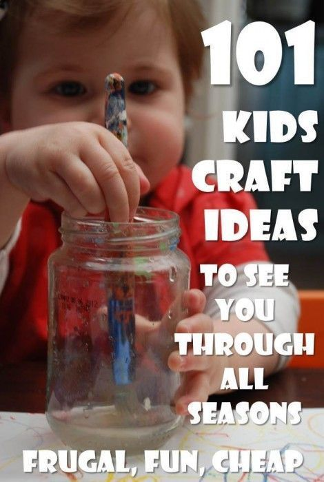 Great kids craft ideas to keep you busy all year - this is the most comprehensive collection of ALL our crafts made over the last 6yrs and you will find well over 300 ideas to pick from - all listed with links and a small image for easy browsing. Kids Crafts Sorted