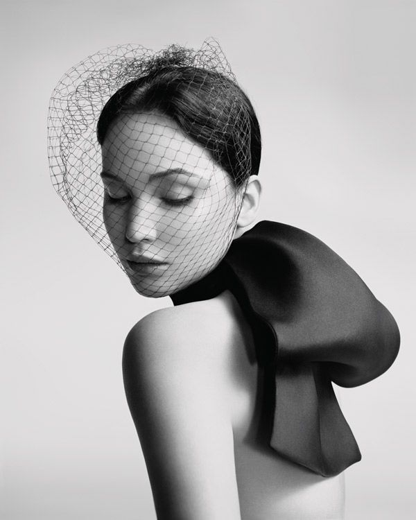 Jennifer Lawrence For Miss Dior: A Look at the Campaign Shot by Willy Vanderperre.