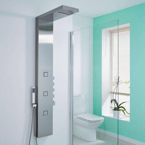 16 best Bathroom images on Pinterest Wall lighting, Bathroom