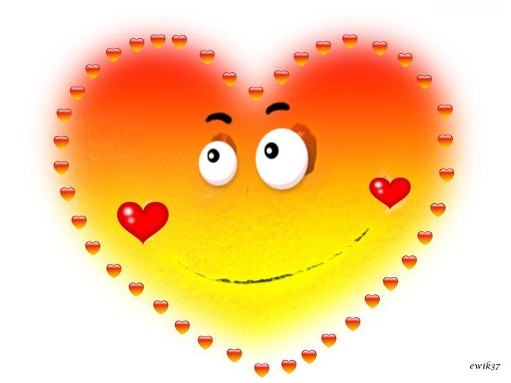 Walentynkowe, Serce, Uśmiech