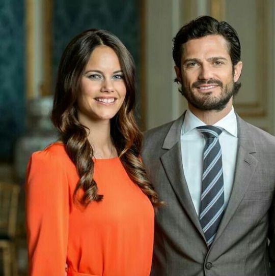 Sofia och Carl Philip av Sverige