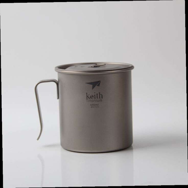 41.29$  Watch now - http://aliug8.worldwells.pw/go.php?t=32744127248 - 2016 OEM New Mode Keith Ti3266 Titanium fixed Handle cup outdoor And Camping Table Cooking Ware Set Best Price