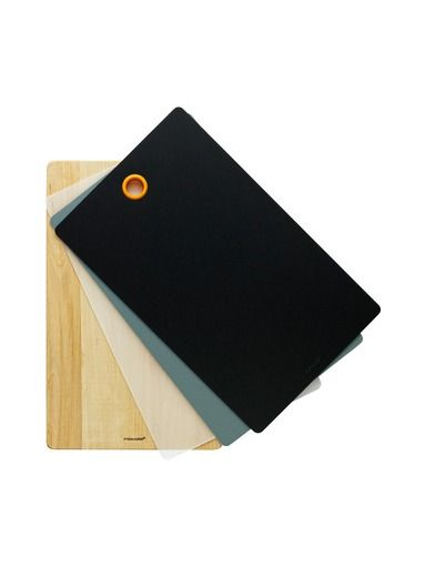 Fiskars Functional Form -leikkuulauta, 4 kpl | Leikkuulaudat | Koti | Stockmann.com
