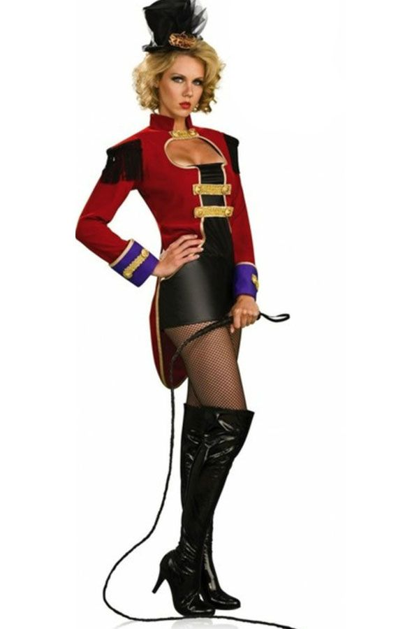 Cool Womens Tamers Circus Halloween Costume on sale at reasonable prices, buy cheap Cool Womens Tamers Circus Halloween Costume online at PinkQueen.com now!