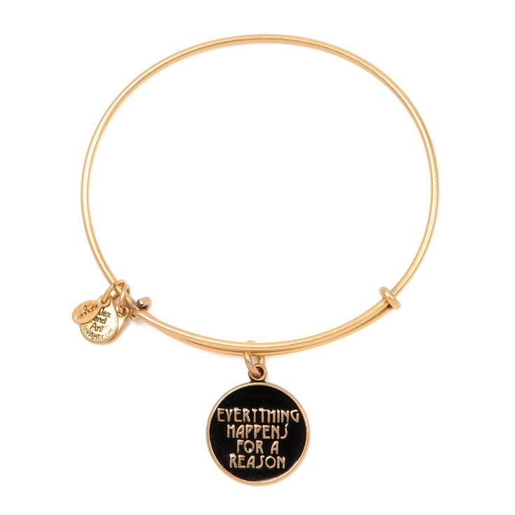 Alex and Ani - Everything Happens For A Reason - RG