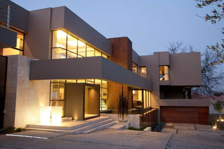 Ultra contemporary eccleston drive house by nico van der meulen