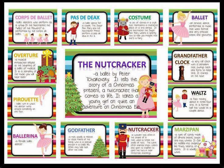 Nutcracker Nuttiness: Resources for Teaching the Nutcracker Ballet