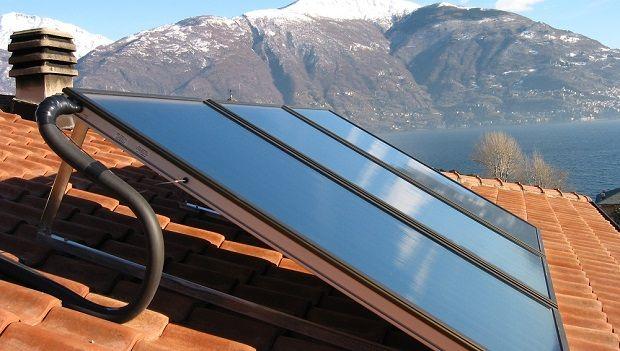Альтернативная+энергия+для+дома:+солнечные+коллекторы