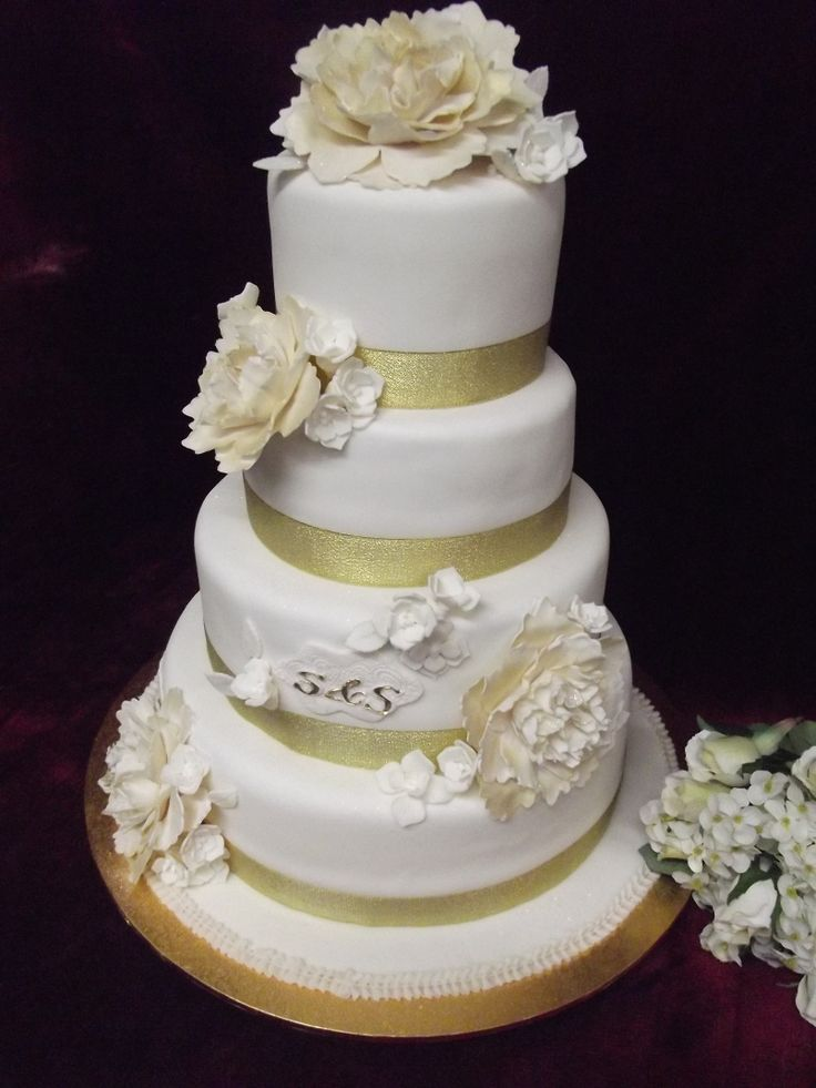 4 tier wedding cake to serve 150 17 best images about occasion cakes from auckland new 10420