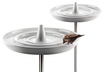 Eva Solo Bird Bath - contemporary - bird baths - Emmo Home
