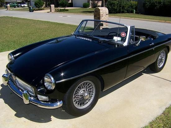 MG MGB buyer