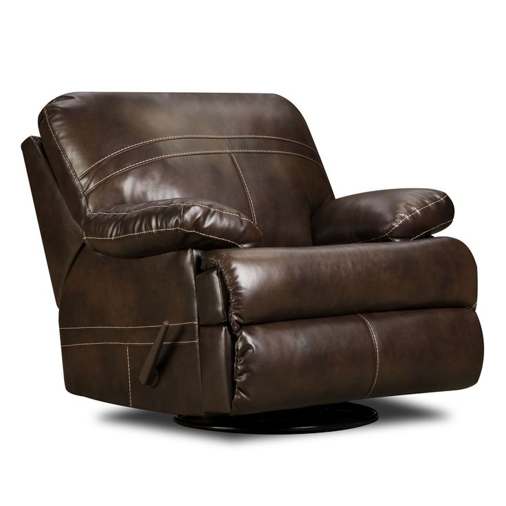 Miracle Swivel Glider Recliner