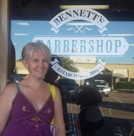 Bennett's Barbershop Review from Townsville Women website