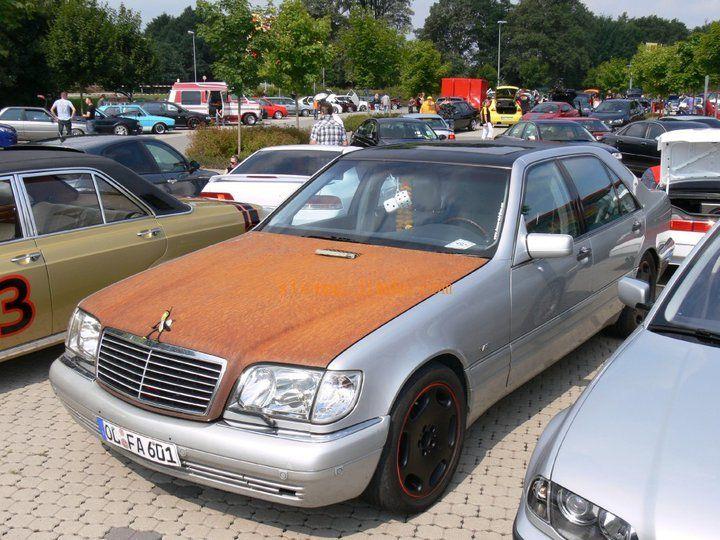Mercedes Benz Rat Look Patina Cars Pinterest