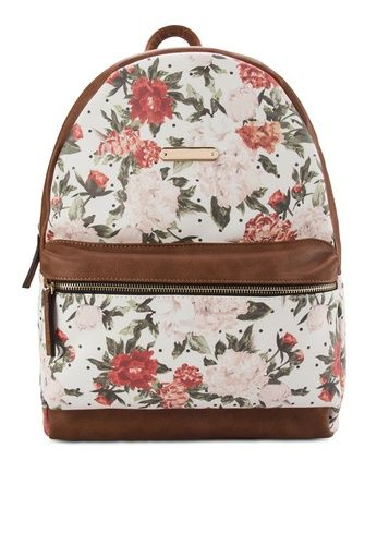 Socotrine Backpack from Call It Spring in beige_1