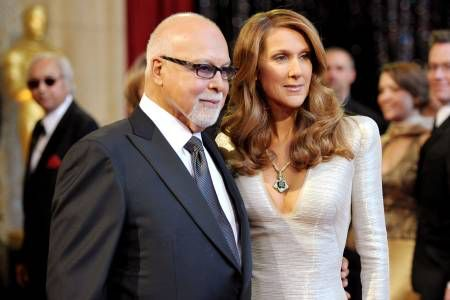 René Angélil, Celine Dion's husband, dies of cancer at age 73 #music #RIP