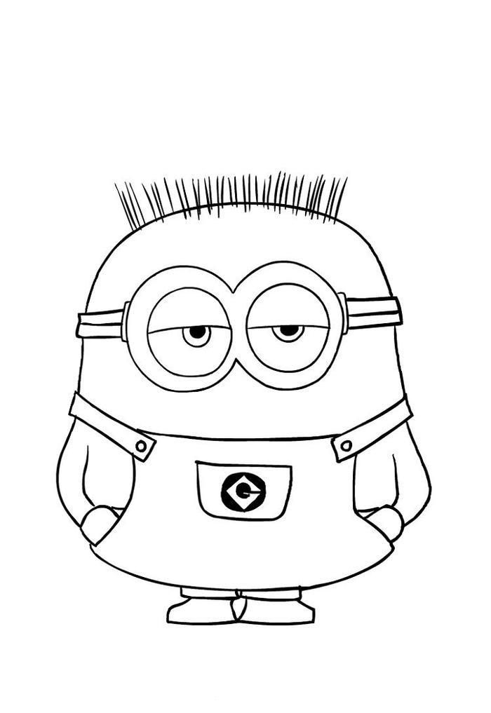 Happy Birthday Coloring Page Free Coloring Ideas Happy Birthday Coloring Pages Birthday Coloring Pages Minion Coloring Pages