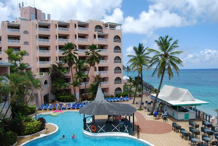 The Barbados Beach Club is the perfect all inclusive located amidst lush tropical gardens on a spectacular white sand beach on Barbados active South Coast