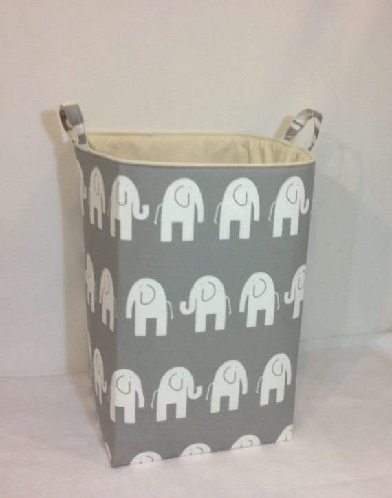 Customize XXL Hamper Toy Bin 13x12x21 Laundry by Creat4usKids, $90.00