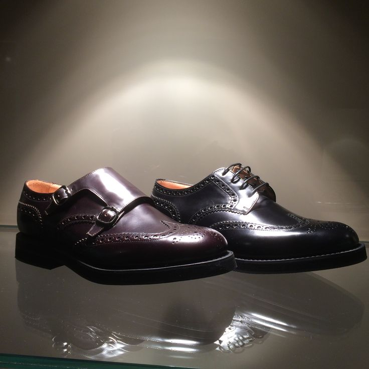 Shoes by @Church's #Churchs #elegant #shoes #FolliFollie #FW14collection