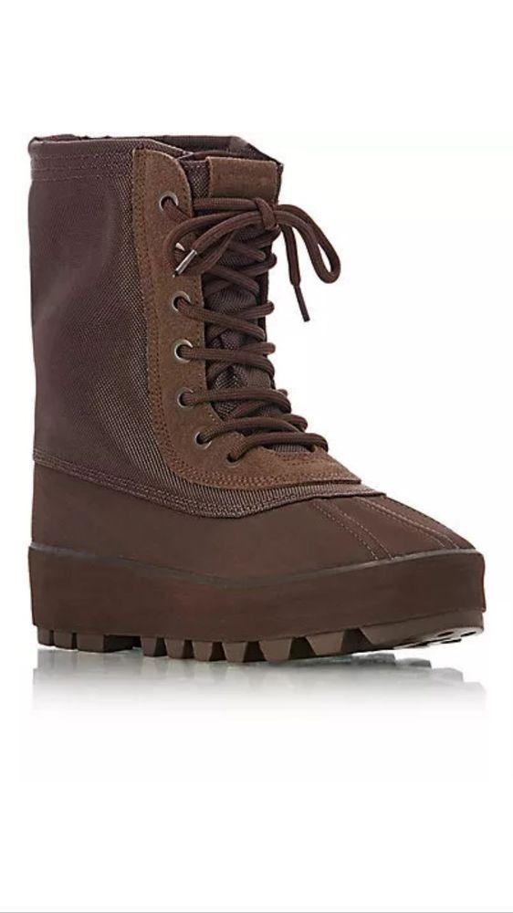 Adidas Yeezy Boost 950 Duck Boot Chocolate Size 8 5US 8UK 350 750 | eBay