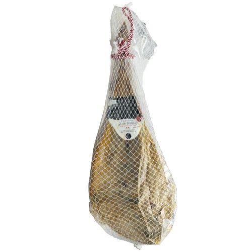 Jamon Serrano Ham - Whole, Bone-in (~18 LBS) @ https://houseofcaviarandfinefoods.com/gourmet-meats/jamon-serrano-ham-whole-bone-in-18-lbs-detail #caviar #blackcaviar #finefoods #gourmetfoods #gourmetbasket #foiegras #truffle #italiantruffle #frenchtruffle #blacktruffle #whitetruffle #albatruffle #gourmetpage #smokedsalmon #mushroom #frozenporcini #curedmeets #belugacaviar #ossetracaviar #sevrugacaviar #kalugacaviar #freshcaviar #finecaviar #bestcaviar #wildcaviar