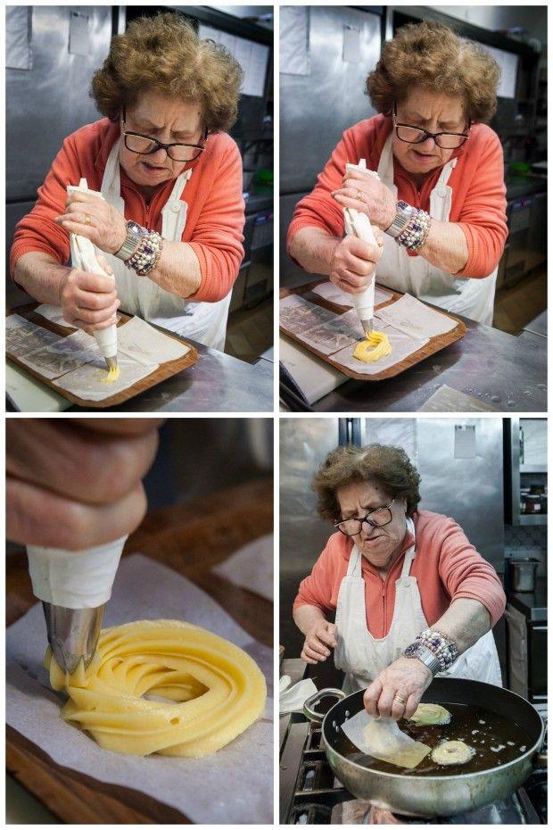 Zeppole di San Giuseppe di Nonna Rosa: la preparazione