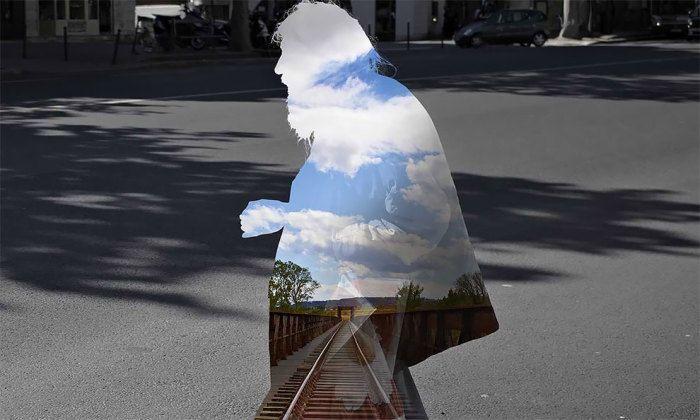 Фотография: Фотоколлажи, раскрывающие глубокий внутренний мир случайных прохожих http://kleinburd.ru/news/fotografiya-fotokollazhi-raskryvayushhie-glubokij-vnutrennij-mir-sluchajnyx-proxozhix/