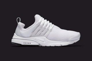 Nike is Dropping an All-White Air Presto