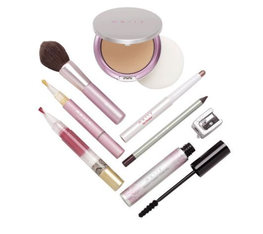 Mally Beauty Makeup Makeover Collection QVC Today's Special Value January