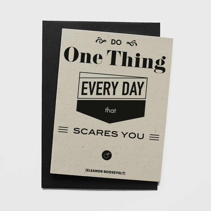 https://www.etsy.com/listing/196232580/roosevelt-blank-greeting-card-black?ref=shop_home_active_8  #Greetingcards #wish #cards #typography #quote #papergoods #roosevelt