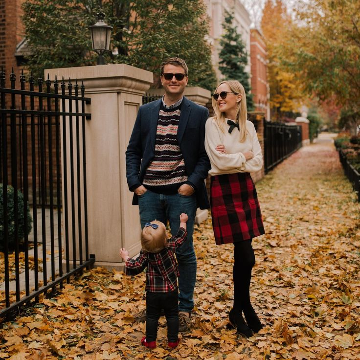 "Mitch, Emma and I️ are unofficially kicking off the holiday season today with @jcrewfactory! 🌲 (The company just launched its Instagram account; be sure to follow!) Also, you can use code ""GIFTGIVING"" today only to take 50 percent off everything and get free shipping. 😀 Sharing my favorite holiday picks and some sweet family photos on kellyinthecity.com this morning — be sure to check 'em out! ❤️ (Do we think there's a potential Christmas card pic on there?! Pleaaaaase say yes; getting a…"