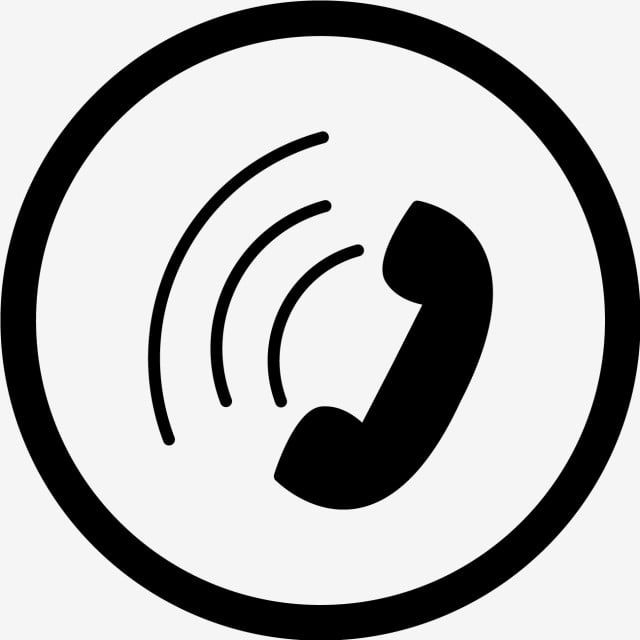 Phone Icon Active Call Icon Telephone Icon Call Icon Phone Active Call Telephone Call Icon Illustration Sign Symbol Graphic Line Linear Icon Phone Icon Vector